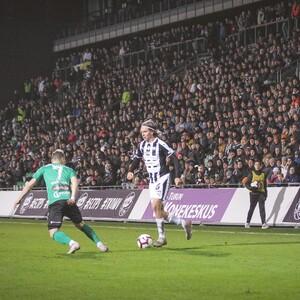 FC TPS:n jalkapallo-ottelu Turussa, Turku