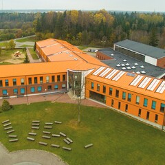 A Day in a Rural School in Estonia