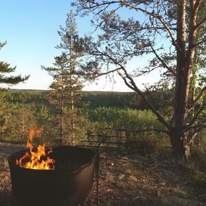 Valloita Haukkavuori, Lapinjärvi