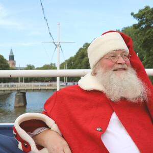 Tapaa Joulupukki, Turku