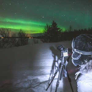 Discover the Northern Lights – Photography tour, Rovaniemi