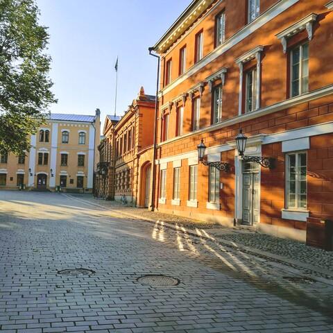 Åbo brand -rundtur