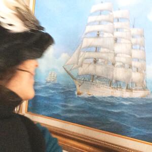 The Shipowner's Lady's Walking Tour in Old Rauma, Rauma