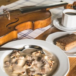 From Kaustinen's heart – Tallari concert and traditional meal