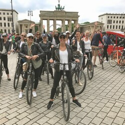 Bicycle Tour in Berlin