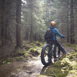 Fatbike date for active couples