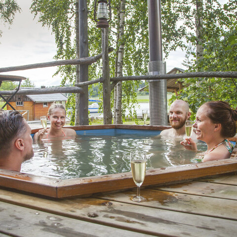 Want to have a holistic Finnish Sauna experience?