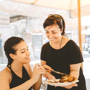 Jewish Ghetto food tour, Rome
