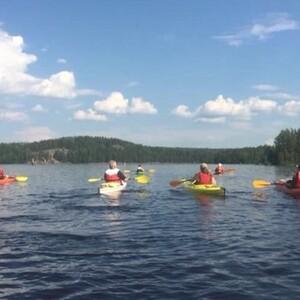 Private Helsinki shore tour with kayaks, Helsinki