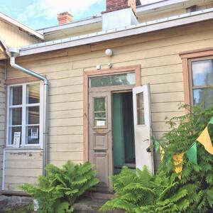 Old Rauma artists and studios, Rauma