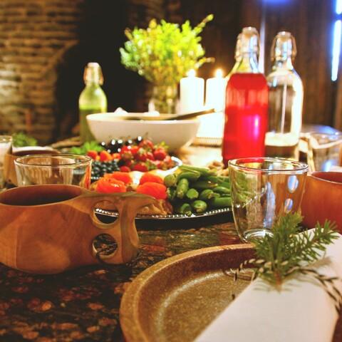 吃最地道的美食——盛餐体验