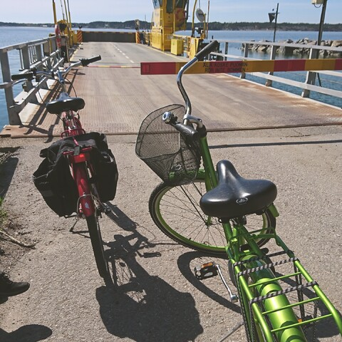Keistiö by bike