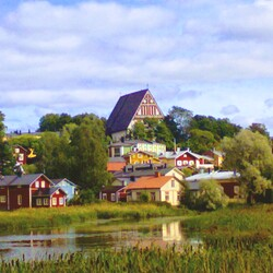 Welcome to Finland, 2 visits Helsinki and Porvoo
