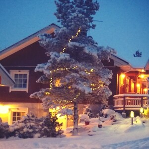 Christmas in Granny's place, Turku