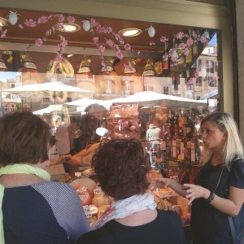 SMALL GROUP FOOD TOUR OF ROME