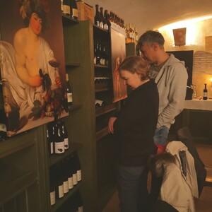 CARAVAGGIO: WINE AND ART EXPERIENCE IN ROME, Rome