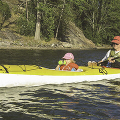 Double kayak rentals - Avalon Avec