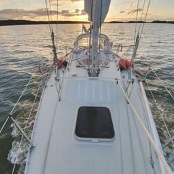 Sailing in Archipelago of Naantali and Turku