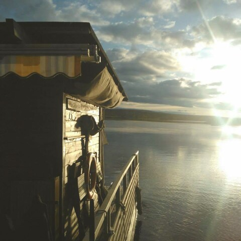 Saunaboat cruise
