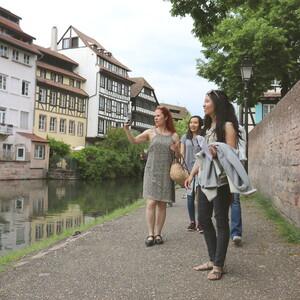 Strasbourg Instatour, 斯特拉斯堡