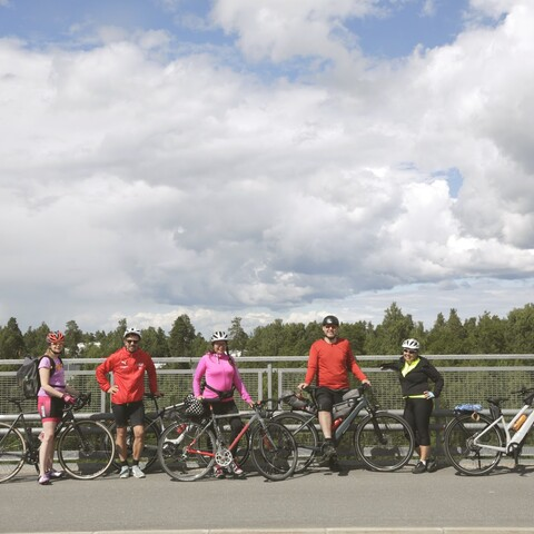Saimaa Archipelago Route by Bike – With Two-Night Tactic