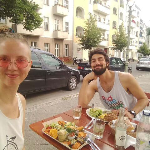 Berlin vegan tour
