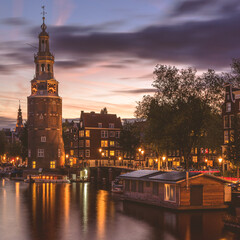 Amsterdam Night Photography Workshop with a Professional