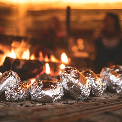 Bonfire cooking workshop