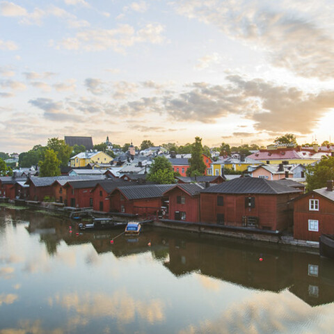 Fascinating Old Porvoo Walk