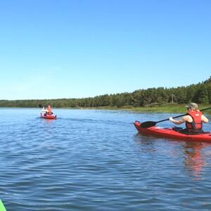 Kyaking trip to Päiväranta in Rauma Archipelago (6h), Rauma