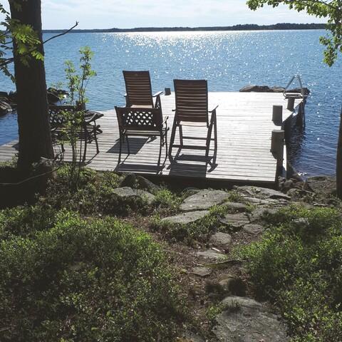 Vuokraa yksityinen saari Oulujärveltä