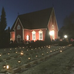 Stories from Lappi Cemetery (only in Finnish!)