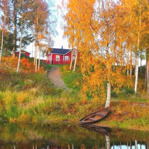 Opastettu kalastuselämys Oulujoella