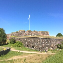 Private Excursion to Helsinki and Suomenlinna fortress