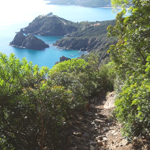 Hike around Punta Cartucceddu