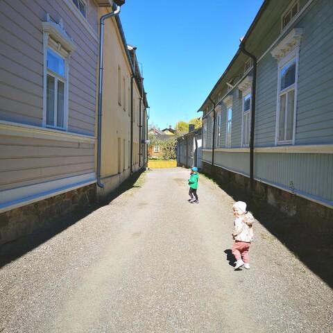 The historical Old Rauma 3h tour