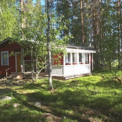 Rent a private island from Lake Oulujärvi