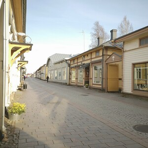 The historical Old Rauma 3h tour, Rauma