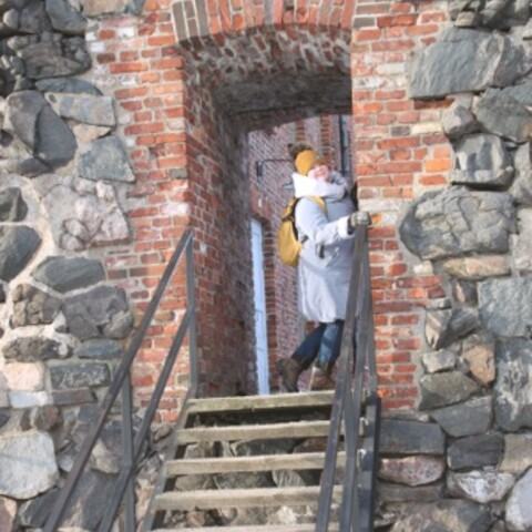 Excursion to Suomenlinna and Vallisaari