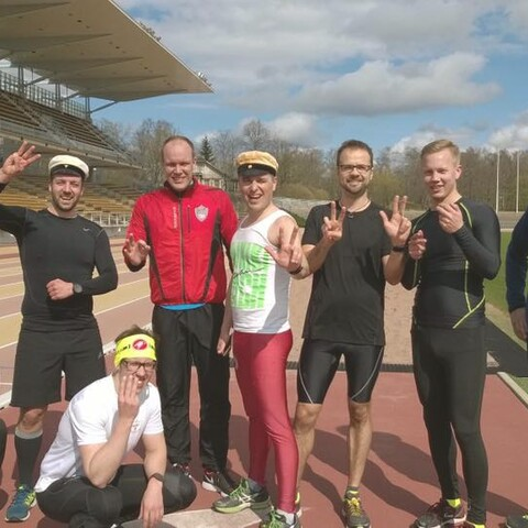 Running Tour Turku