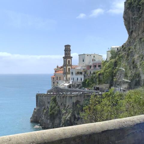 Amalfi and it's stunning coastline