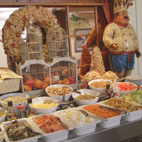 Herkullinen lounaspaikka Ravintola Kultainen Kukko