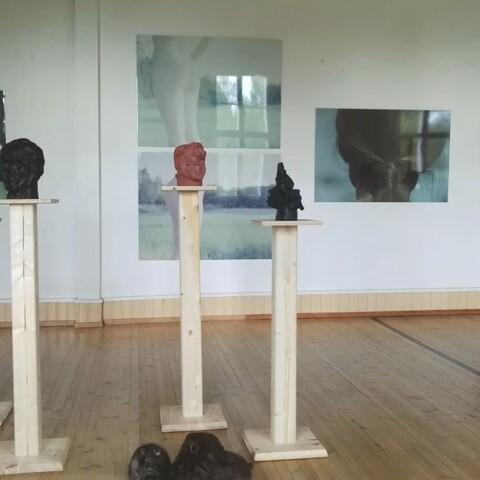 Art Exhibition at Kankari Villa of Arts
