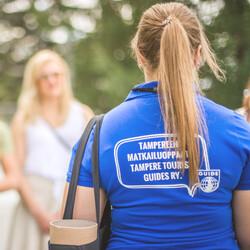 Kävelykierros: Anni Polvan Tammela