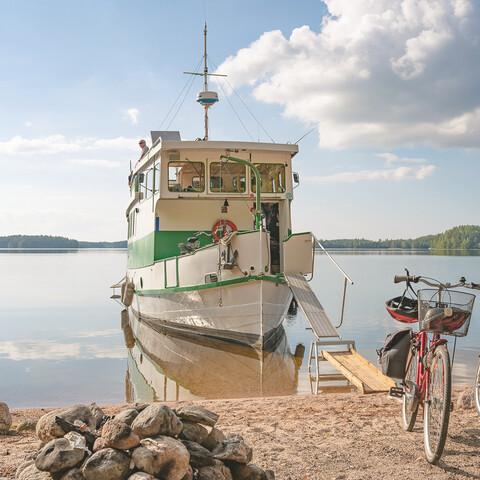 Saimaa Bike & Boat (guided)