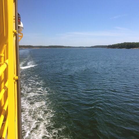 Roadtrip through archipelago