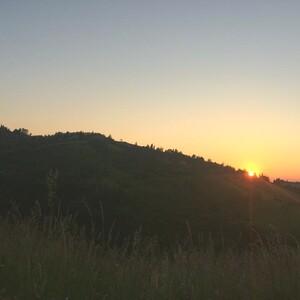 Romantic 'picnic dinner' on Bologna's hills, Bologna
