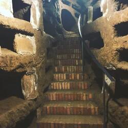 Catacombs and Gianicolo food tour