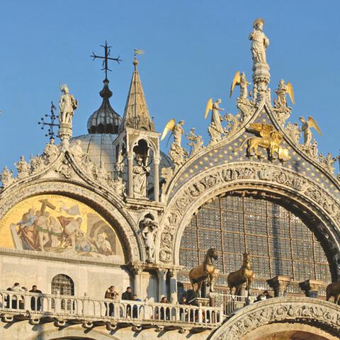 Virtual tour of Venice