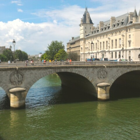 Visit of Ile Saint Louis Paris